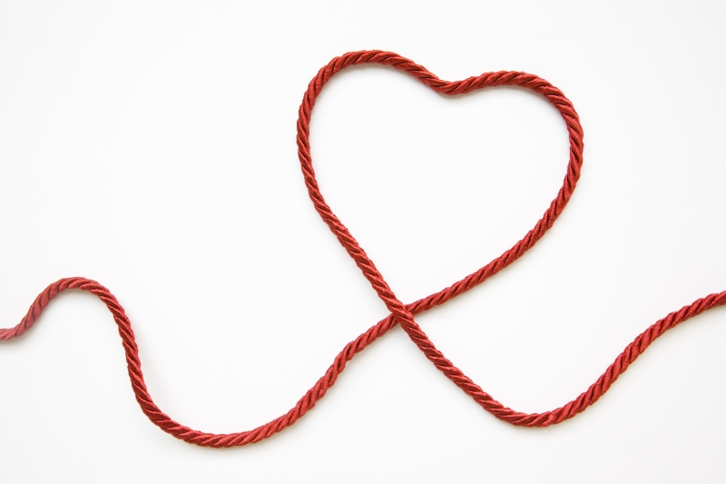 2188467-heart-shape-made-from-red-cord